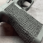 xavier stippling pattern for uspsa competition shooting by Integral Defense Group