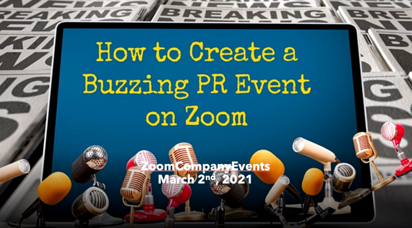 How to Create a Buzzing Press Event