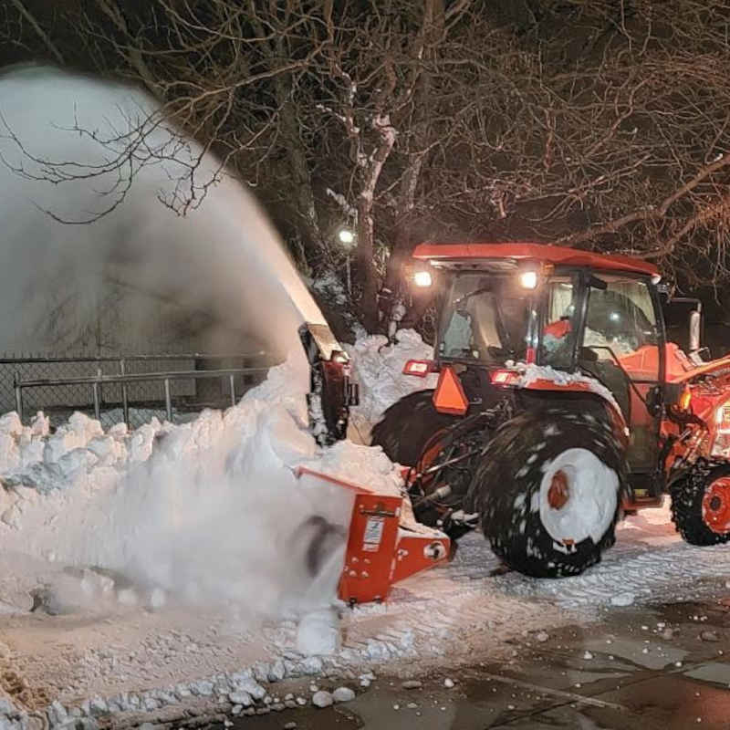 Parking Lot Clearing