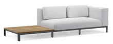 Load image into Gallery viewer, Skyline Design Mauroo Modular Left Chaise Lounge with Table- Colour Options