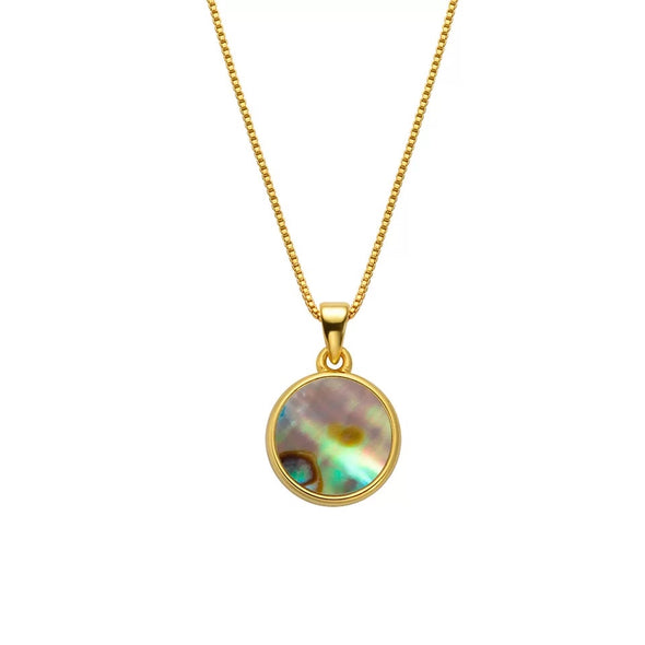 Gemstone Abalone INTUICIÓN - 2021 Collection- coro coro