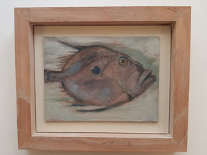 St Peters Fish by Mary Rowlands-Pritchard