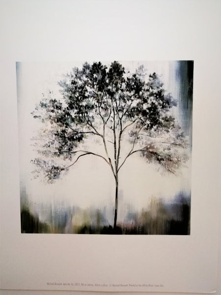 Michael Bennett Tree Aria's prints from painting