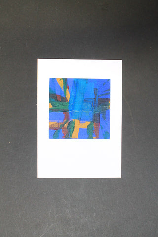 Postcard  414 painting
