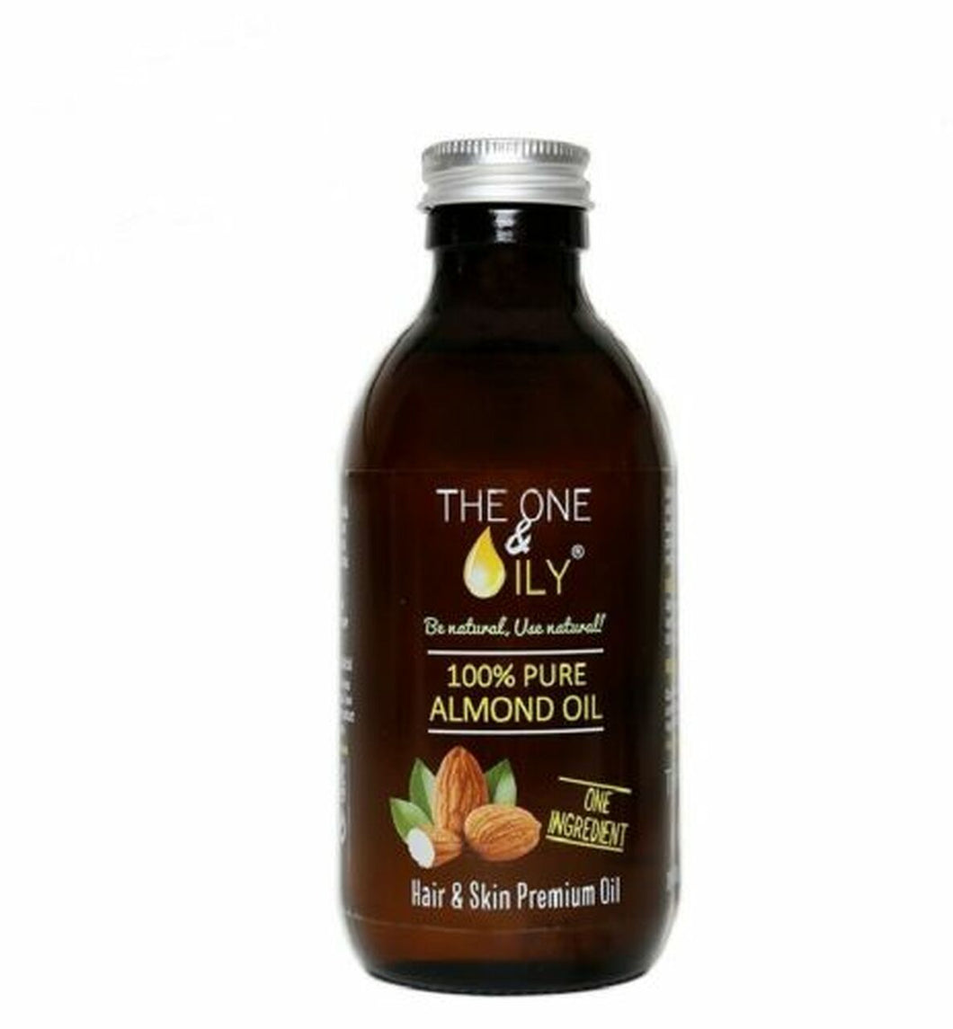 The One & Oily: 100% Pure Almond Oil 200ml