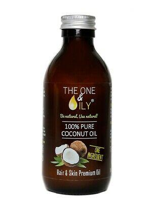 The One & Oily: 100% Coconut Oil 200ml