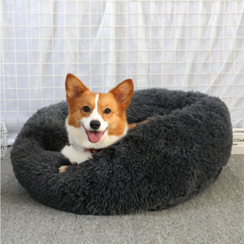 Fluffy Pet Bed - Curli Tail
