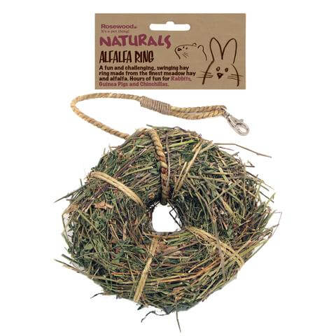 rosewood alfalfa chewable ring