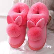 Load image into Gallery viewer, Bunny Slippers