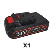 Load image into Gallery viewer, 24V Rechargeable Mini Electric Saws