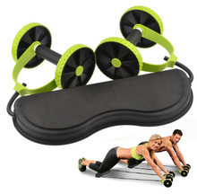 Load image into Gallery viewer, AB Roller Exercise Trainer