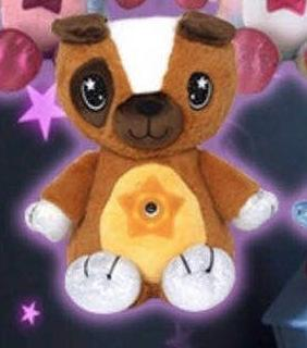 Stuffed Toy Night Light Projector