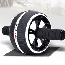 Load image into Gallery viewer, Large Silent TPR Abdominal Wheel Roller