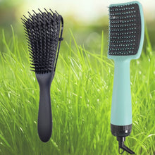 Load image into Gallery viewer, Detangler Hair Brush & Dryer Bundle Pack