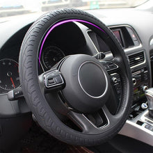 Load image into Gallery viewer, Silicone Steering Wheel Cover