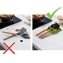 Load image into Gallery viewer, 4 Slots Cooking Utensil Storage Rack - simplychamp