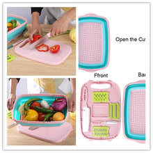 Load image into Gallery viewer, 9-In-1 Multifunctional Cutting Boards
