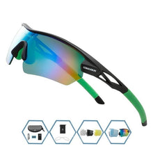 Load image into Gallery viewer, Professional Polarised Cycling Glasses