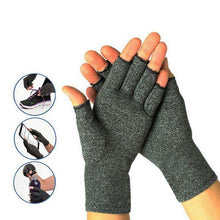 Load image into Gallery viewer, Arthritis 360º Compression Gloves