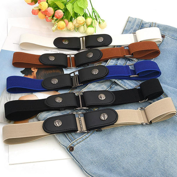 Buckle Free Invisible Waist Belts