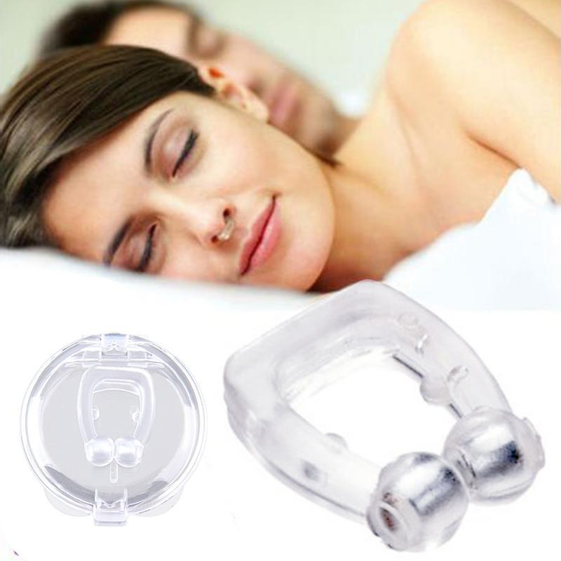Magnetic Anti-Snore Clip