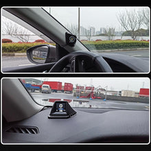 Load image into Gallery viewer, GPS Dual System Head-up Speedometer Display