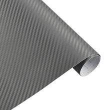 Load image into Gallery viewer, 3D Carbon Fiber Vinyl Wrap Car Sheet Roll