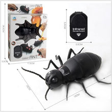 Load image into Gallery viewer, Remote Control Simulation Insects Toys