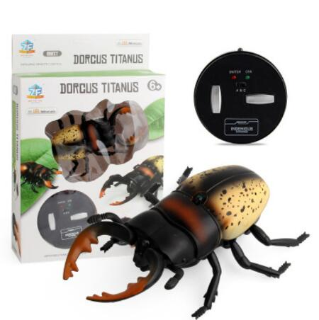 Remote Control Simulation Insects Toys