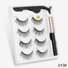 Load image into Gallery viewer, Magnetic Eyelashes