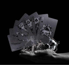 Load image into Gallery viewer, BlackMagic 3D Playing Cards