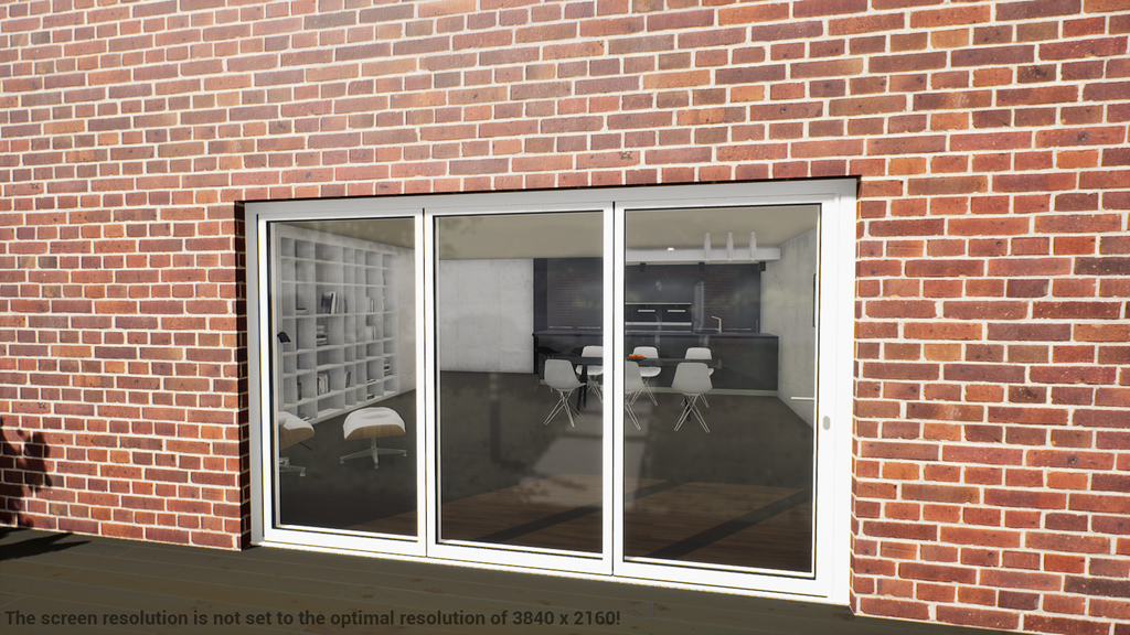 Schuco ASS70FD RIGHT Open OUT FOLDING 3600mm Width X 2095mm (Supply Only) Standard Size - J20 Bifolds