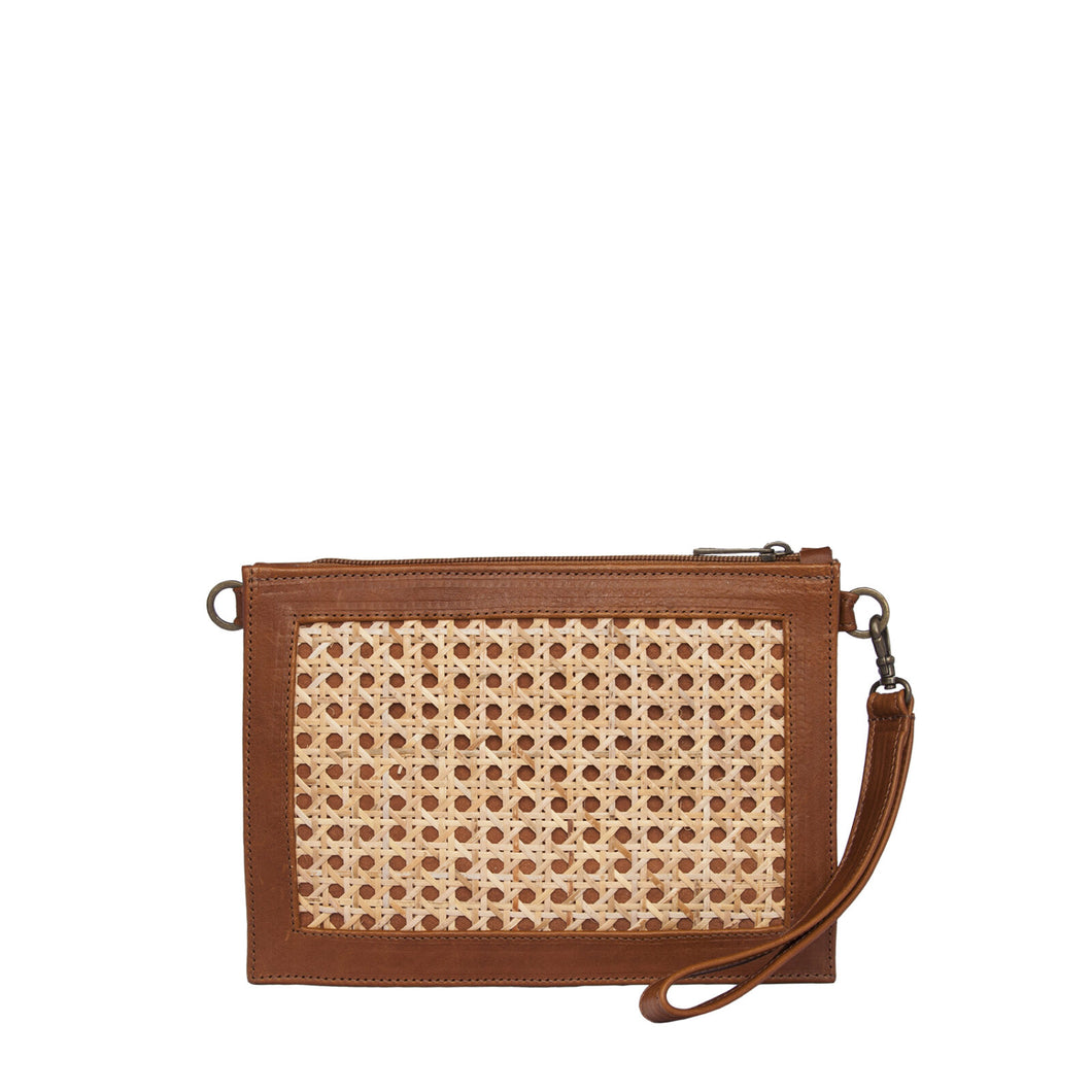 Vienna clutch bag