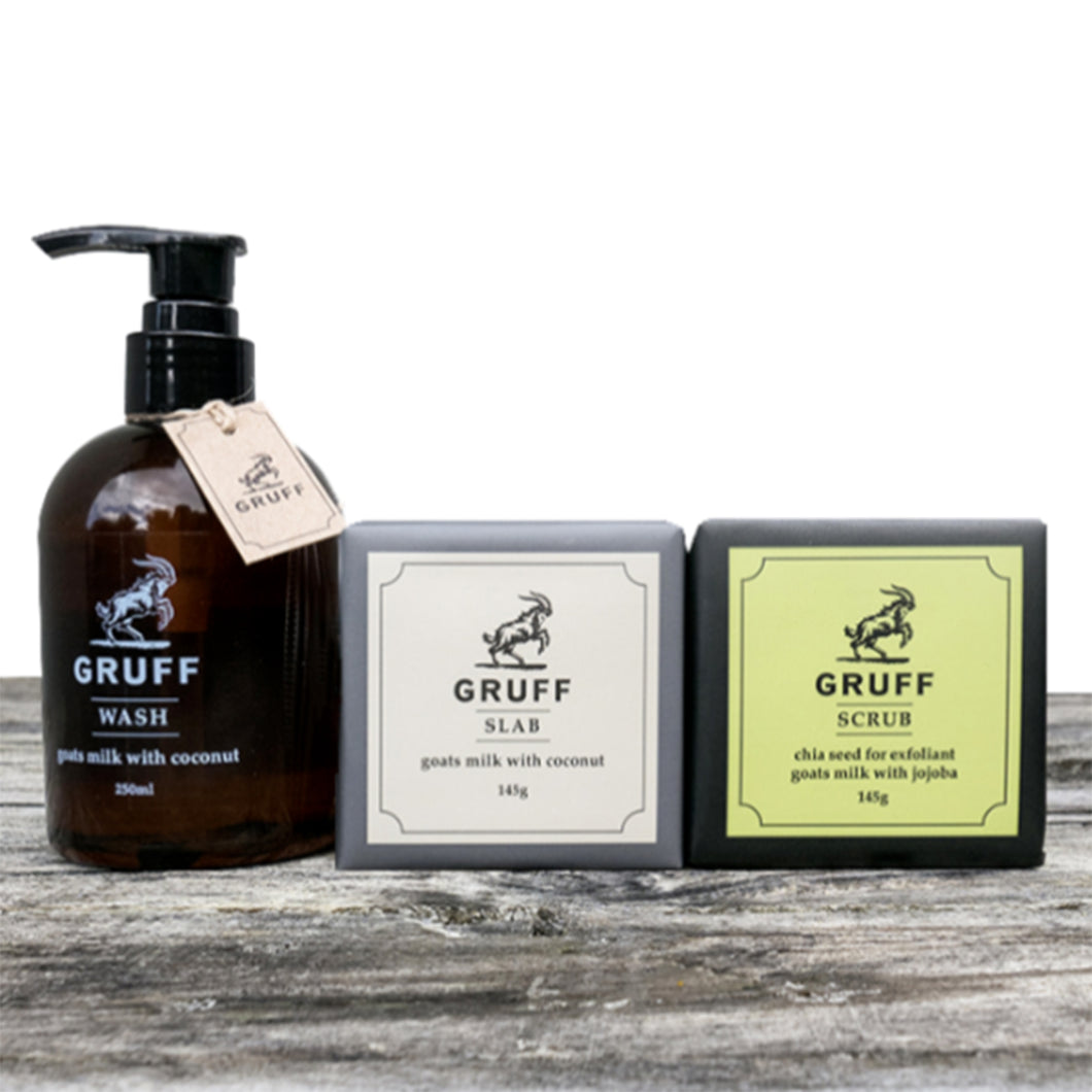 Billy Goats Gruff Gift Pack