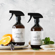 Load image into Gallery viewer, Santosa Lavender + Grapefruit Cleaning Spray
