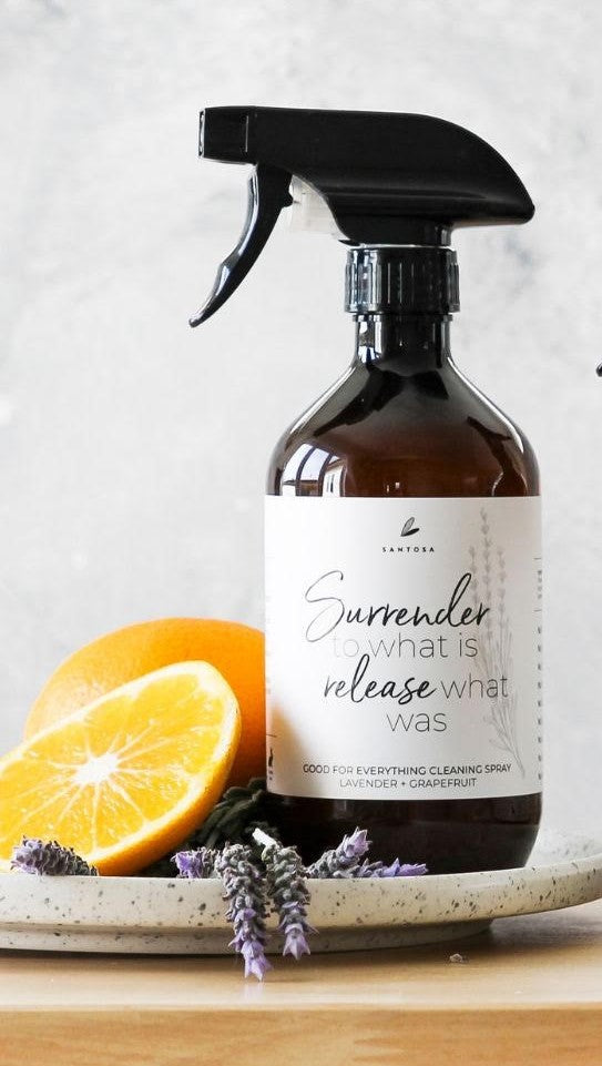 Santosa Lavender + Grapefruit Cleaning Spray