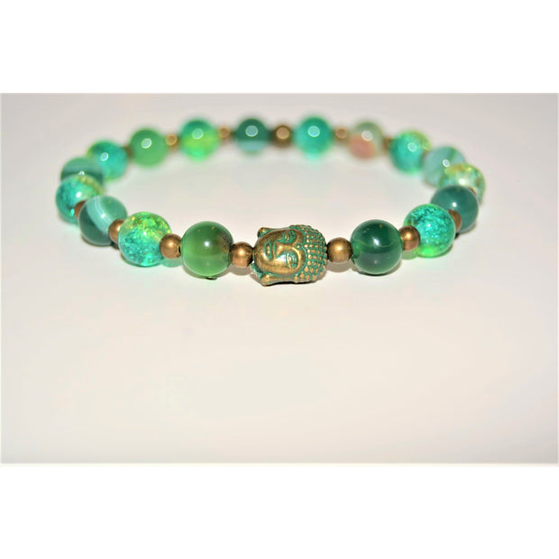 Buddha in the Heart Bracelet