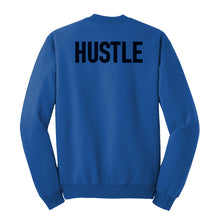 "Load image into Gallery viewer, ""Hustle"" Icon Crewneck"