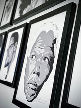 Load image into Gallery viewer, Winnie Mandela Icon Collectible Framed Art