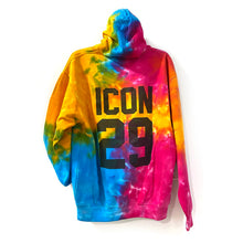 Load image into Gallery viewer, MLK tie dye Hoodie