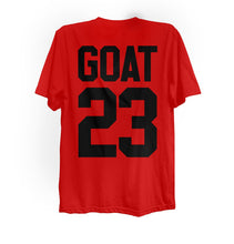 Load image into Gallery viewer, Jordan G.O.A.T. Icon Shirt