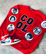 Load image into Gallery viewer, Limited Edition - Icons Varsity Sweatshirt