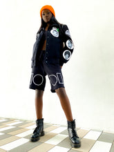 Load image into Gallery viewer, Cool Icons Varsity Letterman Jacket