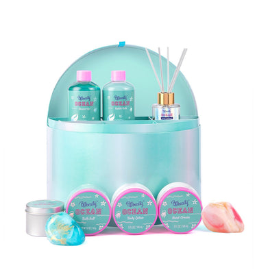 BFF Beauty Gift Sets Ocean Spa Jewelry Box