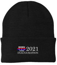 Load image into Gallery viewer, 2021 Inaugural Beanie- Biden/Harris