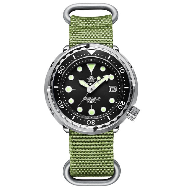 ADDIES DIVE - Tuna, Automatic, NH35, 47.5mm, 300M, Sapphire
