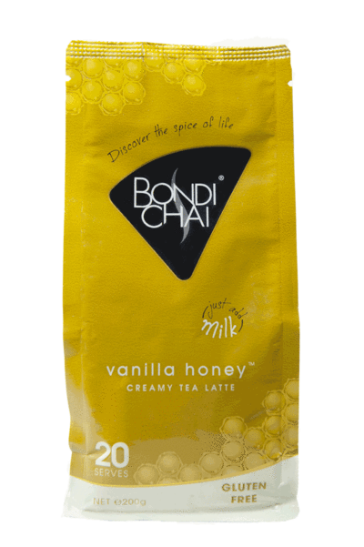 Vanilla Honey Bondi Chai 200g