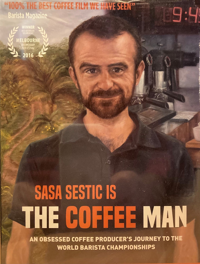 The Coffee Man - Video - SASA SESTIC