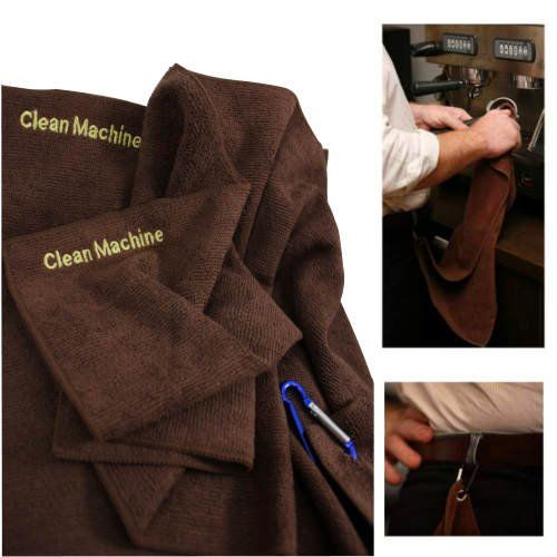 Long Brown Cloth (No Clip) - 10 Pack