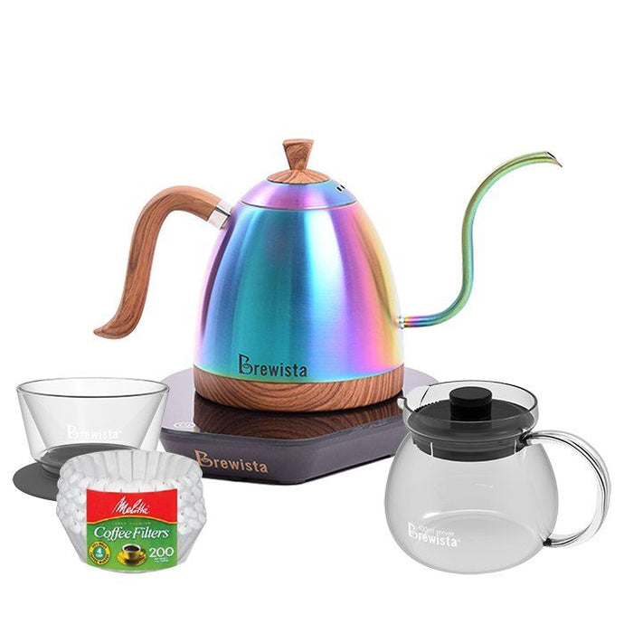 Brewista Irid. Artisan Kettle & Pour Over Bundle  NEW PRODUCT